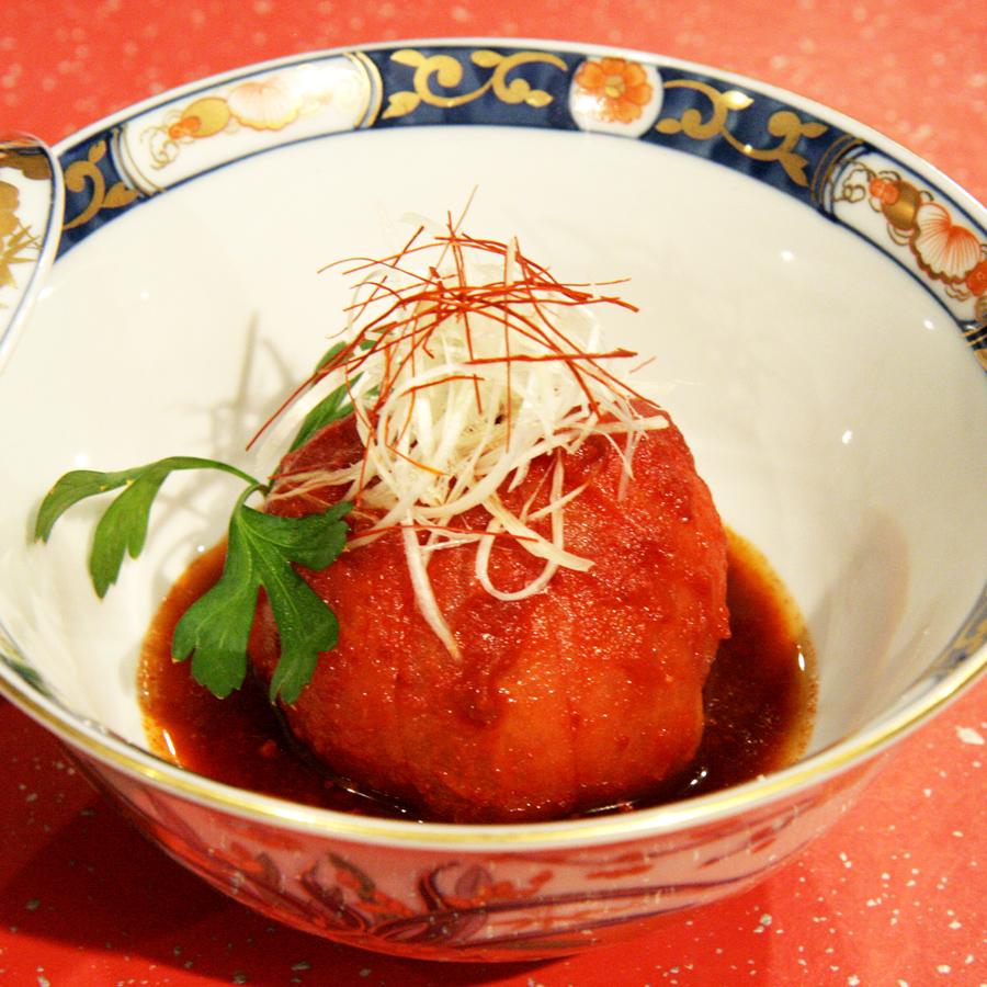 自家製手作りトマトキムチ